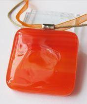 narancssárga medál