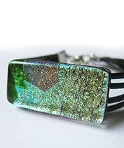 Zöldkristály karkötő
