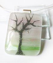 fa üvegmedál